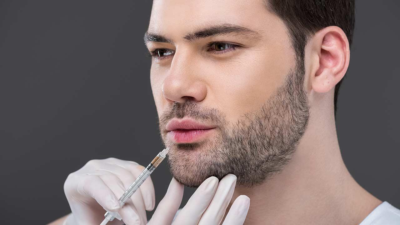 tratamente faciale barbati